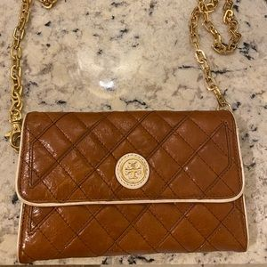 Tory Burch Clutch with chain strap